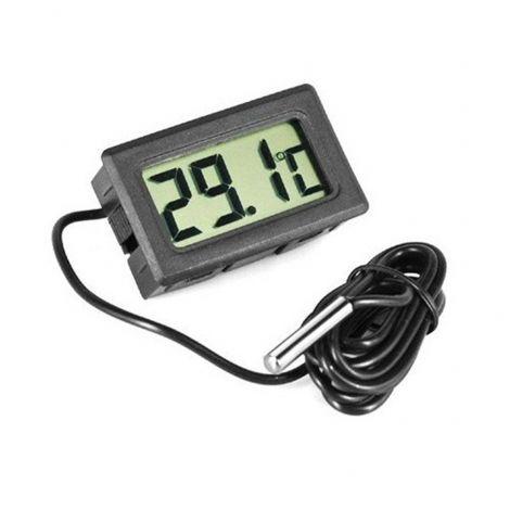 LCD Ψηφιακό Θερμόμετρο για Ενυδρείο (1088)