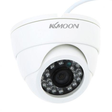 "KKMOON Ασύρματη Κάμερα Παρακολούθησης CCTV 1/4"" Wide Angle 800TVL HD H.264 (TP-R703iRΑ)"