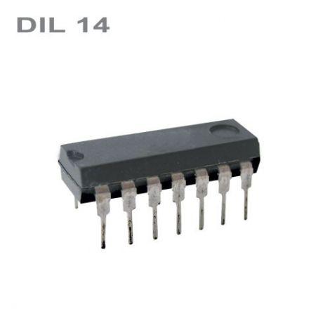 74HC21    DIL14