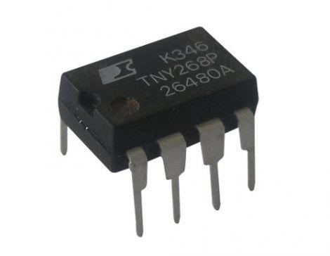 TNY268P  -  Power circuit of pulsed source