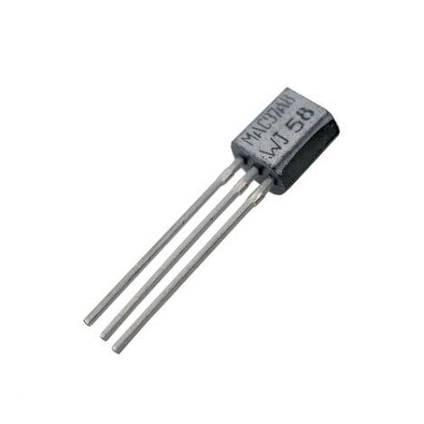 BT169D  400V,0.8A,0.2mA  TO92