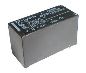 Relay  5V 5A/250VAC  2xC  FTR-F1 CA005V