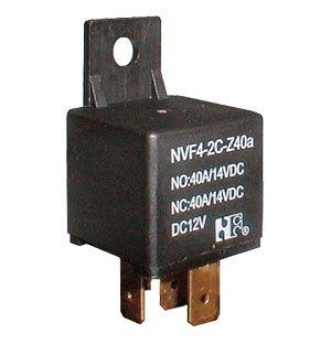 Automotive relay 12V/30A  1xC