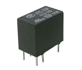 Relay 12V 0.5A/125VAC  1xC