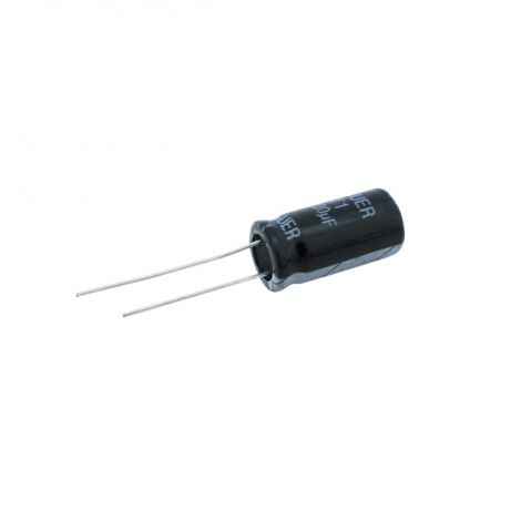 Electrolytic capacitor   2G2/10V  10 x 20mm  105°