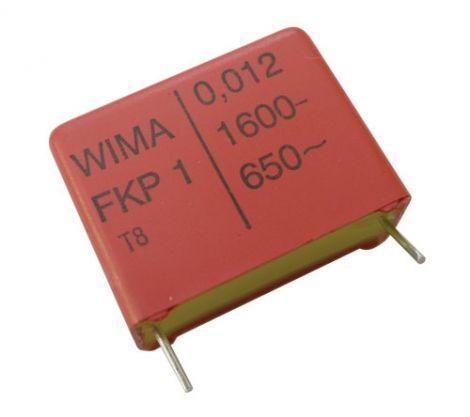 Impuls capacitor  12N/1600V