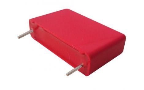 Impuls capacitor  390N/250V  RM 22,5mm