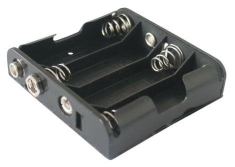 Battery case  R6x4