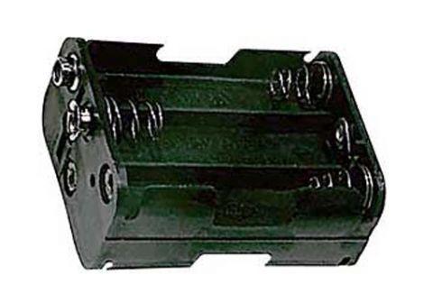Battery case  R6x6