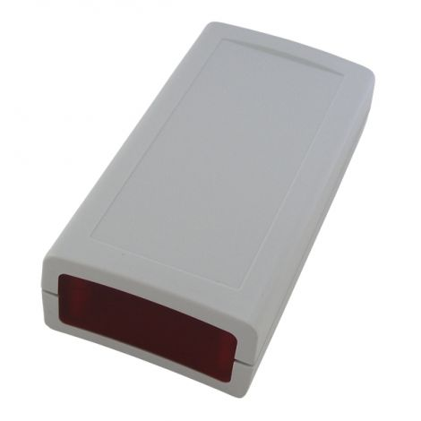 Plastic box Z 97 with filter - grey