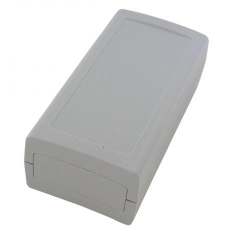 Plastic box Z 98 grey
