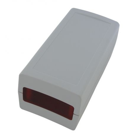 Plastic box Z 99 with filter - grey
