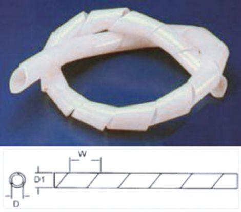 Spiral spring tubing  7.5- 60mm