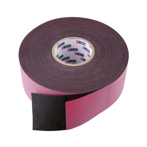 Insulating tape vulcanizing 38mm / 10m black