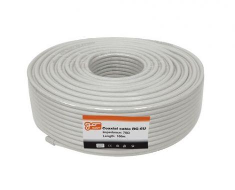 Coaxial cable  RG6U GoSAT (1m)