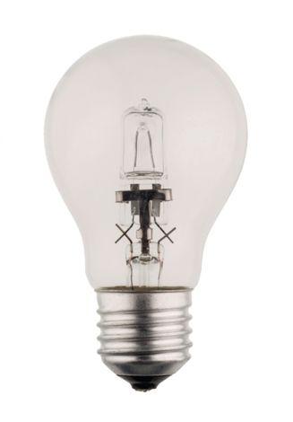 Bulb halogen E27 25W HQHE27CLAS001