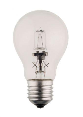 Bulb halogen E27 60W HQHE27CLAS003