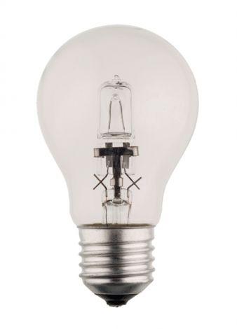 Bulb halogen E27 75W HQHE27CLAS004