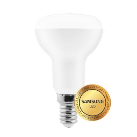Geti bulb led 5W white warm, (E14 R50) SAMSUNG chip
