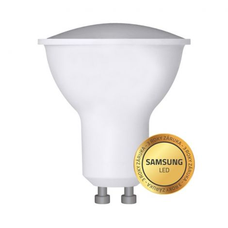 Geti bulb led 6W white warm, (GU10) SAMSUNG chip