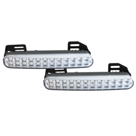 TIPA Daytime running lights LED DRL048, certification