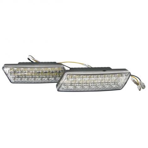 TIPA Daytime running lights LED DRL016 / pir, certification