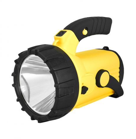 Lamp assembly TIROSS TS-1872, 1+1 LED, 2000 mAh, rechargeable yellow
