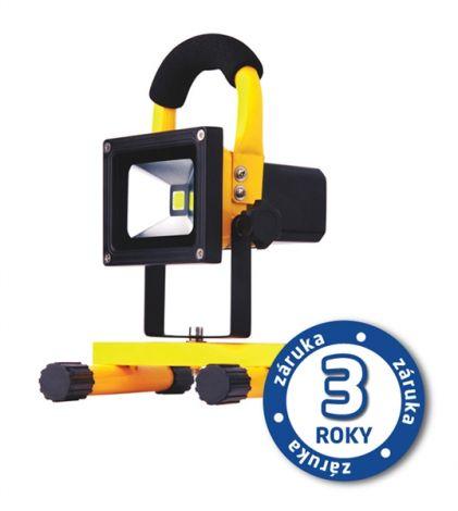 TIPA Reflektor LED AKU PMCOB 20W portable