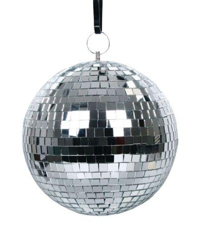 Mirror ball 20 cm VALUELINE VLMRBALL20