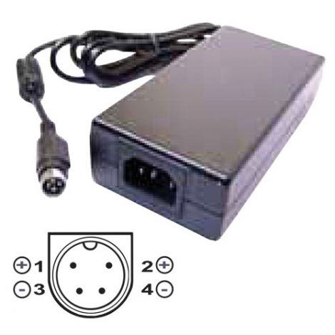 Power External  Supplies for LCD-TV and Monitor 12VDC/6,67A- PSE50007