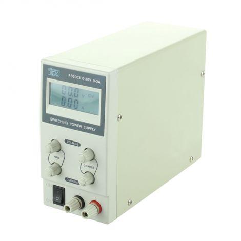 Laboratory power supply TIPA PS3003  0-30V/ 0-3A