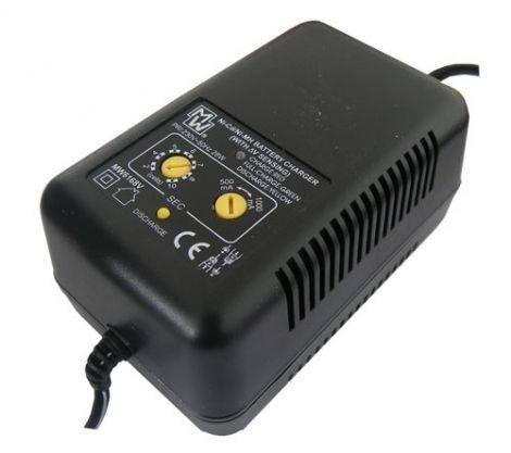 Battery Charger MW6168V Ni-Cd/Ni-Mh