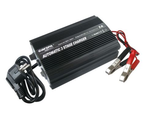 Baterry charger  CARSPA ENC1209 12V/  9A