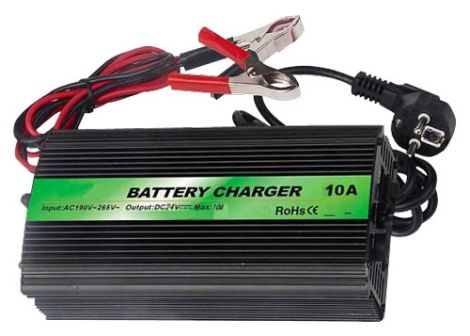 Battery charger CARSPA 24V/10A 3step