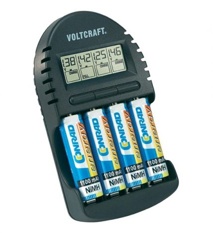 Battery Charger VOLTCRAFT BC-300