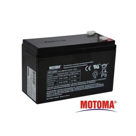 MOTOMA Sealed lead acid 12V / 7.2Ah MOTOMA