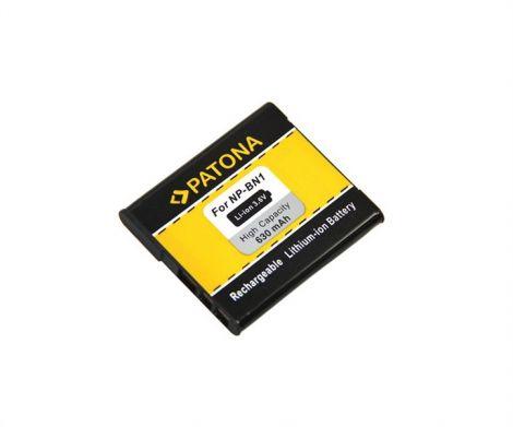 Battery SONY NP-BN1 630mAh PATONA PT1084