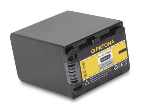 SONY Battery photo SONY NP-FH100 2000mAh PATONA PT1058