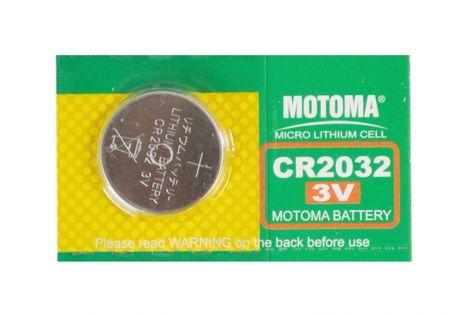 Battery    CR2032 MOTOMA lithium