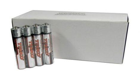 Battery AAA (R03) Zn-Cl TINKO 60pcs