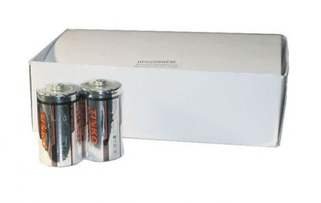 Battery D (R20) Zn-Cl TINKO pack of 24pcs