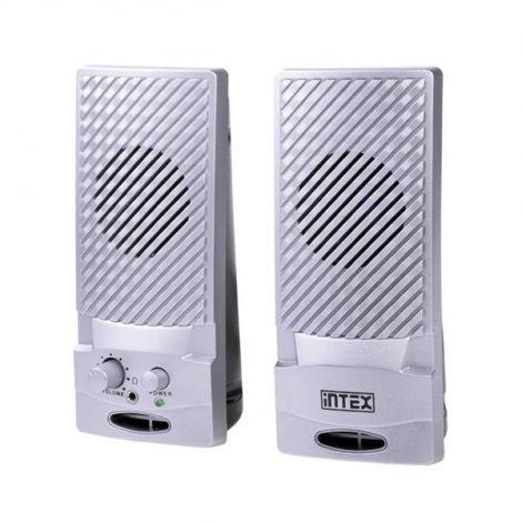 Speaker Silver 320W INTEX