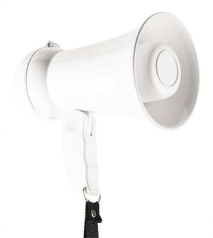 5W megaphone for fans BASICXL BXL-MP100