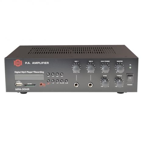 Amplifier MPA-30HR