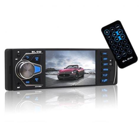 Car Radio BLOW AVH-8984 MP5, USB, SD, MMC, FM, BLUETOOTH + remote control