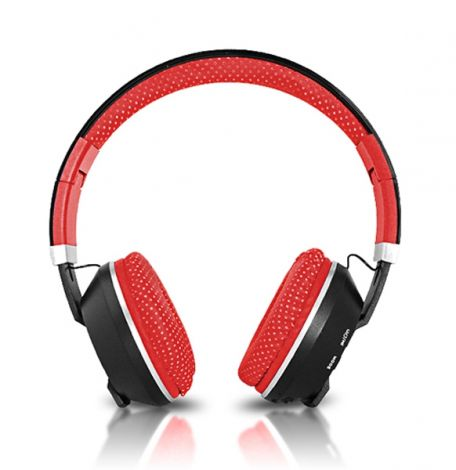 LTC Headphones LTC MIZZO BLUETOOTH red