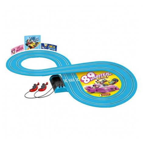 Racing track CARRERA FIRST MICKEY RACERS 63019