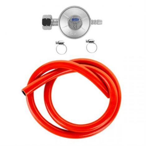 TEESA Gas Pressure Regulator (Reducer + Hose + Belts)