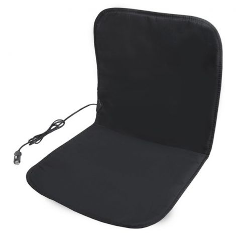 COMPASS Seat cover heated 12V (BLACK)