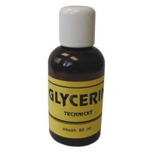 Chemie glycerín technický  50ml